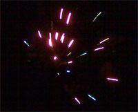 fireworks idhil fitri
