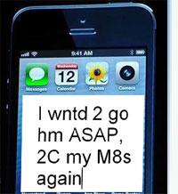 Bahasa SMS