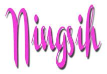 Ningsih