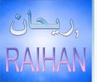 Nama Bayi Islami RAIHAN dan Artinya   Namafb.com