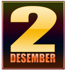 2 Desember
