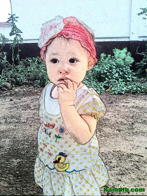 Sketsa Gambar Anak Namafbcom