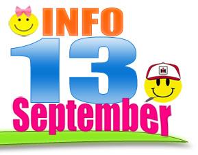 Arti Lahir 13 September Dan Popular Birthdays Namafb Com