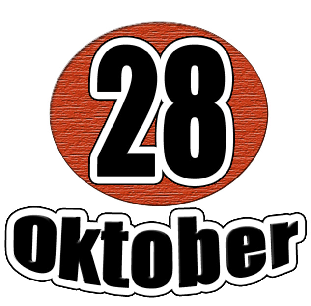 Ada apakah dengan tanggal 28 oktober secara pasti hari tersebut