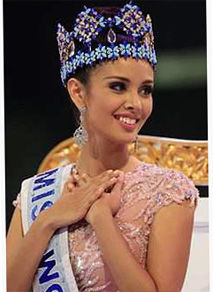 Miss World 2013 - Megan Young