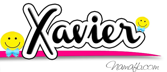 Definisi nama keren Xavier