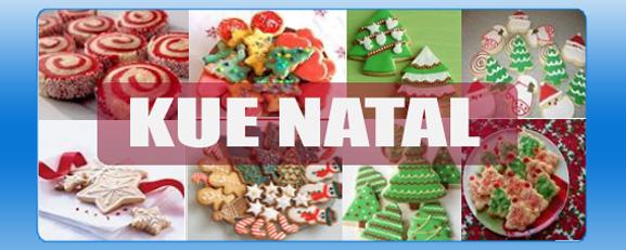 Kumpulan kue Natal Christmas cookie