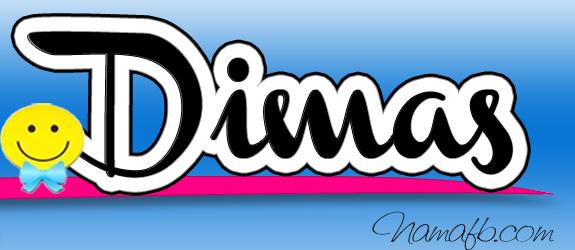 Alasan pilih nama keren Dimas untuk laki-laki