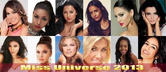 Siapa pemenang Miss Universe (Ratu Sejagat) tahun 2013