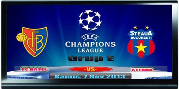Prediksi Skor Basel vs Steaua