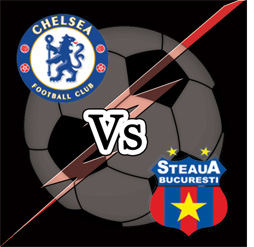 Chelsea vs Steaua Liga Champion