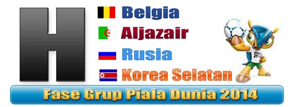 Grup H Piala Dunia 2014