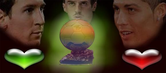 Pemenang Gelar Pemain Terbaik Dunia FIFA Ballon d'Or