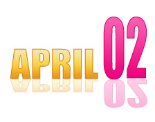 2 April