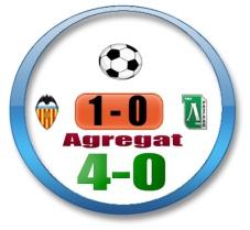 Valencia vs Ludogorets