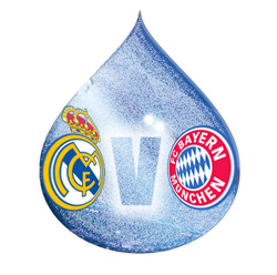 Real fight Bayern