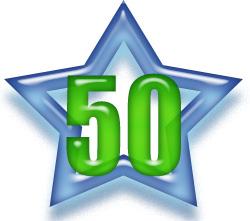 50 Caleg populer
