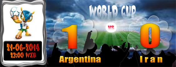 Messi Antar Argentina Lolos 16 Besar Piala Dunia