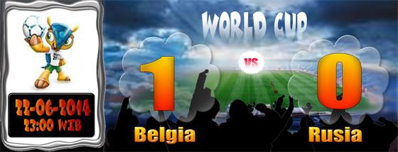 Divock Origi Antarkan Belgia Lolos ke 16 Besar Piala Dunia