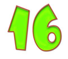 16 besar