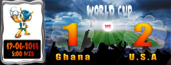 USA Ungguli Ghana, Berikut Lawan Portugal Senin 23 Juni