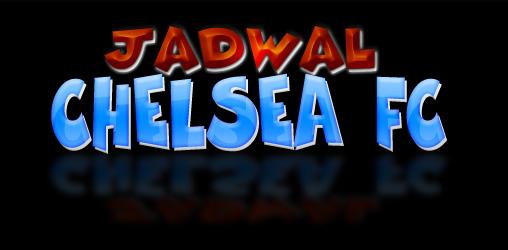 Jadwal CHELSEA di Liga Primer Inggris 2014/15