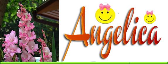 Arti nama Angelica, watak dan kepribadiannya