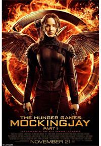 J-Law di Hunger Games Mockingjay