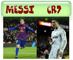 Messi vs CR7