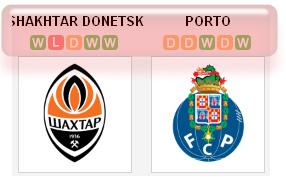 Shaktar-v-Porto
