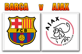 Barcelona v Ajax