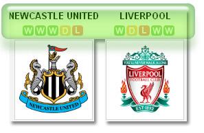 Newcastle-v-Liverpool