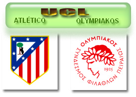 Atletico vs Olympiakos