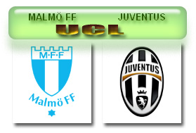 Malmo vs Juventus