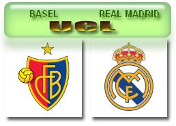 Grup B Basel v Real Madrid