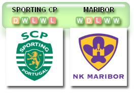 Sporting v Maribor