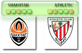 Shakhtar vs Bilbao
