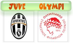 Juve-v-Olympiacos