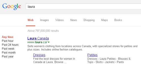 Laura di Google