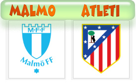 Malmo v Atletico Madrid