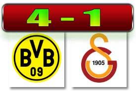 Skor Dortmund vs Galatasaray