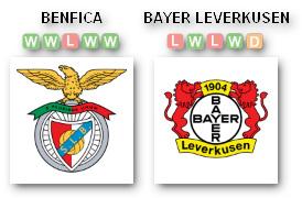 Benfica-v-Bayer-Leverkusen
