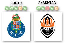 Porto v Shakhtar