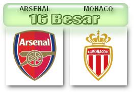 Arsenal-Monaco