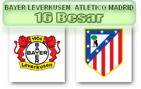 Leverkusen v Atletico
