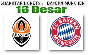 Shakhtar vs Bayern