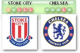 EPL Stoke v Chelsea